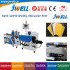 Jwell- TPU Plastic Small Testing|Laboratorial Recycling Making Extruder Machine Used by Some Chemical Colleges and Plastics Research Institutes