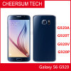 Original S6 Cellphone G920A G920f G920p G920V Lte 4G Mobile Phone Octa Core 3GB RAM 32GB ROM 16MP 5.1 Inch Android 5.0