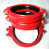 China Manufacturing Grooved Fitting Grooved Rigid Coupling