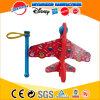 Early Childhood Education DIY Wisdom Shooting Toy Plane with Elastic Band