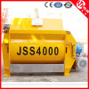 Jss4000 Construction Machine Concrete Mixers