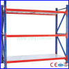 Heavy Duty Warehouse Metal Shelf Storage System 4 Layers