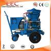 Lz-3er with ABB Frequency Converter Variable Output Shotcrete Refractory Gunning Machine