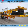 Container Chassis Skeleton Semi Trailer