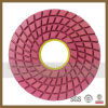 Flexible Resin Diamond Polishing Pads for Granite, Marble, in Stock