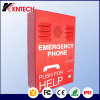 Hand-Free Telephone Emergency Phone Knzd-38 with One Button