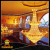 Hotel Extravagant Chandelier Custom-Made Crystal Lighting (YH-9908)