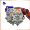2016 Custom Couple Run Medals Marathon Souvenir Medals Award Medals