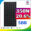 Jinko Ilac 5bb 200W 350W Mono Solar Panels Cost for Home Energy Solar System with High Efficiency in San D