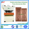 Double Action Deep Embossing Hydraulic Press Machine