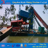 Bucket Sand Suction Dredger for Gold
