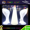 LED Bar Furniture Rechargeable LED Bar high Stool