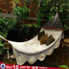 Good Quality Cotton Single Beautiful Lace Hammock Outside Garden