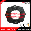 Excavator Flexible Rubber Coupling 200as Hydraulic Coupling