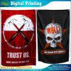Polyester Printing Fabric for Your Own Design Flag (B-NF03F06033)