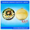 Souvenir Delicate Sport Medal with Classical Design