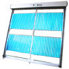 Optimal Efficiency of a Solar Cell Collector