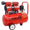 24L Portable Piston Reciprocating Oil Free Screw Air Compressor Vacuum Hydraulic Pump