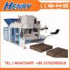 Qtm10-15 Tiger Paving Stone Mobile Concrete Block Machine