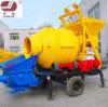 Jbt30 Concrete Pumping Machine and Concrete Mixer