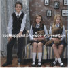 School Uniform Shirt and Vest for Boys and Girls -Su49 Unisex