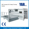 Mhc Series Automatic Die Cutting and Creasing Machine with Stripping (heating system)