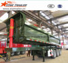 3 Axles 40-60tons Self-Dumping Tipper Semi Trailer