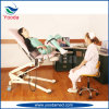 Height Adjustable Gynecology Delivery Bed