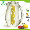 2.5L Acrylic Infuser Water Pitcher with BPA Free Material