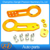 Aluminum Anodized Front and Rear Bumper Towing Hook