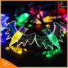 Christmas Halloween Festival 6meters 30LED Fairy Bat Solar String Lights
