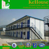 Low Cost Modern Prefabricated House/ Light Steel Structure Prefab House with Thermal Insulation