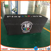Polyester Table Cloth with Custom Logo Artwork Printed