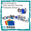 Fully Auto My Clear Bag Production System (17034)