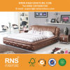 Diamond Leather Bed Diamond Bed A837#