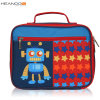 Custom Cute Carton Design Insulated Food Bags Kids Cooler Lunch Box