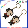 Custom PVC Rubber Key Chain Soft PVC Keychain for Gifts