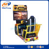 Motion Simulator Racing Car Coin Operated Game Machine