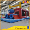 Red Inflatable Obstacle Challenge for Sale (AQ1477-1)