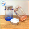 Hot Selling Clear Capsule Bottle for Cosmetic Packaging
