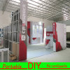 Customized Portable Dismountable Modular Exhibition Booth with MDF Board