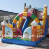 Dragon Knight Inflatable Slide for Kids