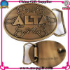 Metal Belt Buckle with Antique Color Fashion