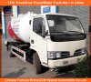 Dongfeng 10cbm LPG Bobtail Road Gas Tanker 5tons for Sale