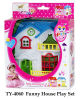 Funny House Play Set Toy