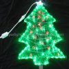 Factory Selling Motif Customized Christmas Decoration Street Small LED Lighting Decoration