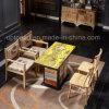 Traditional Chinese Element Wooden Restaurant Furniture (SP-CT795)
