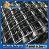 Manufacturer Stainless Steel Flat Wire Honeycomb Mesh Conveyor Belt