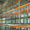 Metal Wire Mesh Warehouse Medium Duty Storage Rack