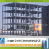 Multi-Storey Steel Structures for Office or Market